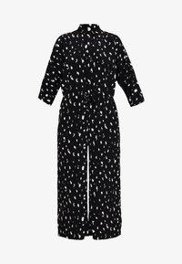 Monki - HARRIOT - Jumpsuit - black - 0
