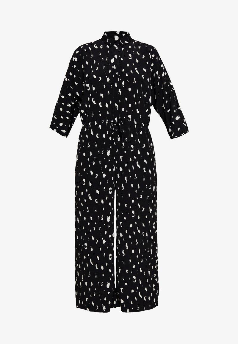Monki - HARRIOT - Jumpsuit - black