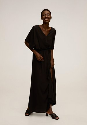 DUDDY-A - Maxi šaty - schwarz