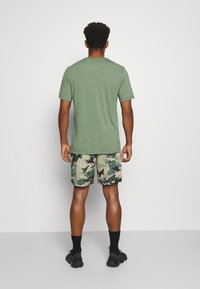 Nike Performance - DRY SHORT CAMO - Sports shorts - sequoia/black - 2