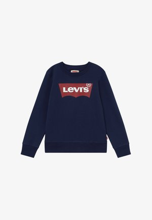 BATWING CREWNECK - Sudadera - dress blue
