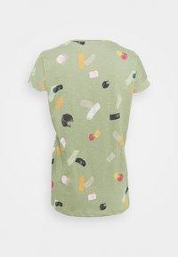 Esprit - Print T-shirt - light green - 1