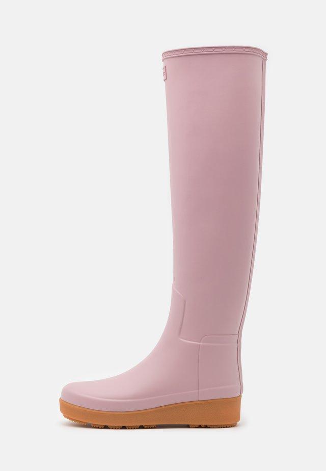 REFINED CREEPER KNEE - Stivali di gomma - bella