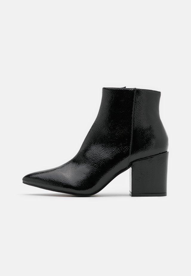 KOLAH - Boots à talons - black