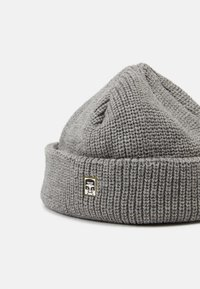Obey Clothing - MICRO BEANIE UNISEX - Czapka - grey heather - 2