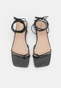 BEBO - DOLLI - T-bar sandals - black - 5