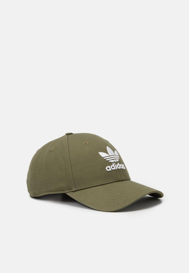 adidas Originals - BASE CLASS UNISEX - Caps - khaki