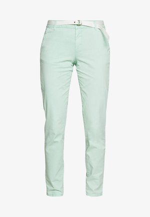 Chino - blue green