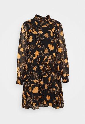 VIREMI DRESS PETITE - Shirt dress - black