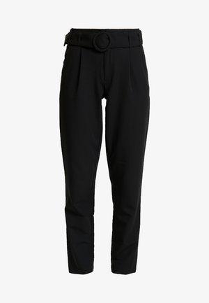 ONLBERTA PANT - Pantalon classique - black