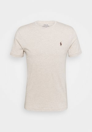 Basic T-shirt - expedition dune