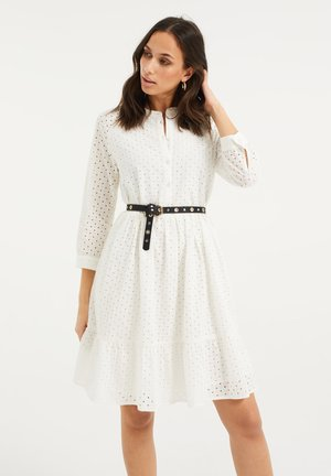ANGLAISE - Day dress - off-white