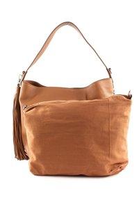 FREDsBRUDER - SOFT ALA - Handbag - dark camel - 5