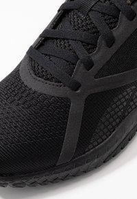 Reebok - FLEXAGON FORCE 2.0 - Scarpe da fitness - black/trace grey/white - 5