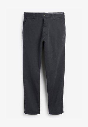 SLIM FIT - Chino - dark grey