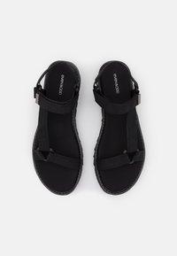 Even&Odd - Walking sandals - black - 5