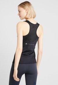 adidas by Stella McCartney - ESSENTIALS TANK - Sports shirt - black - 2