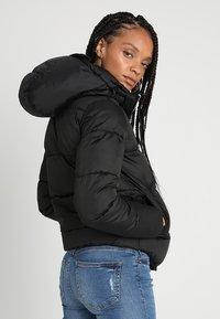 G-Star - MEEFIC SUNDU OVERSHIRT - Winter jacket - dark black - 3