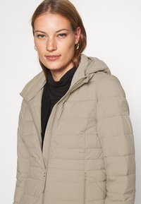 Abercrombie & Fitch - PACKABLE PUFFER POLY - Light jacket - grey - 5