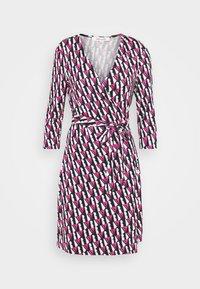 Diane von Furstenberg - NEW JULIAN TWO - Denní šaty - ivory - 4