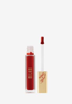 MATTE LIP CRÈME - Liquid lipstick - satin