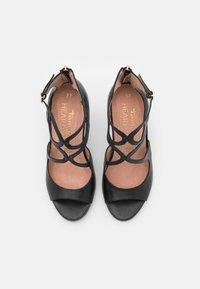 Tamaris Heart & Sole - High heels - black - 5