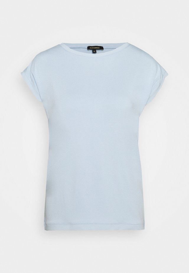 T-shirt basic - soft blue