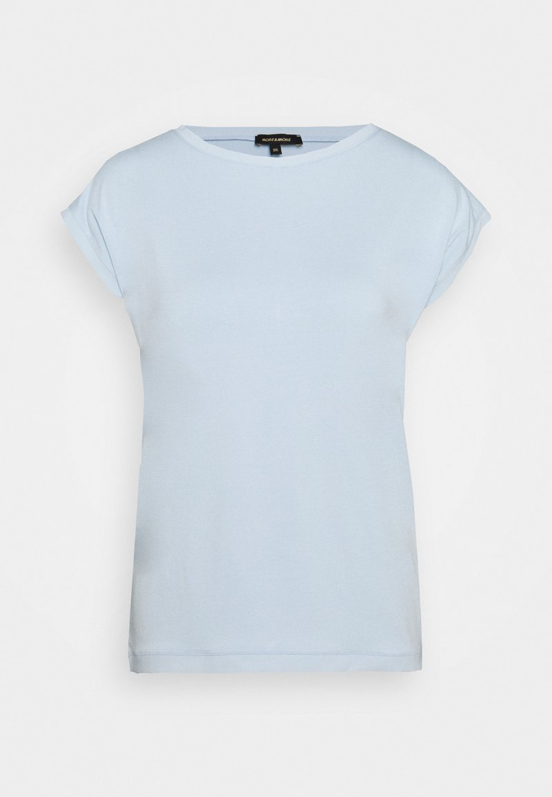 More & More - T-shirts - soft blue