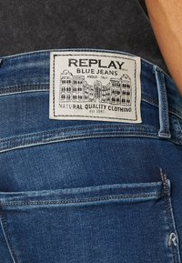 Replay - ANBASS - Jeans straight leg - blue - 6