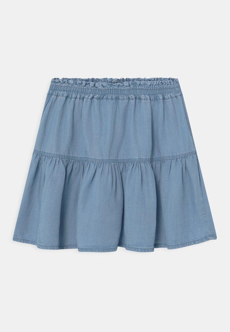 Name it - NKFBECKY - Denim skirt - light blue denim