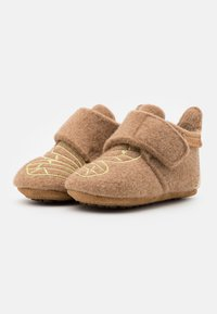 Bisgaard - BABY - Chaussons - camel/gold - 1