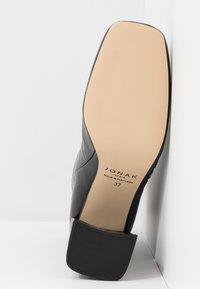 Jonak - VERSA - Højhælede støvletter - noir - 6