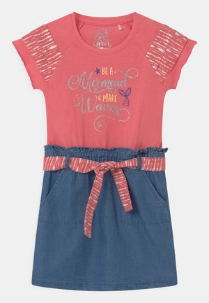 SMALL GIRLS  - Jersey dress - tea rose