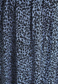 Kaffe - KABARBARA SKIRT - A-line skirt - quiet harbour/black animal - 5