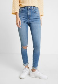 Gina Tricot - Jeans Skinny Fit - mid blue - 0