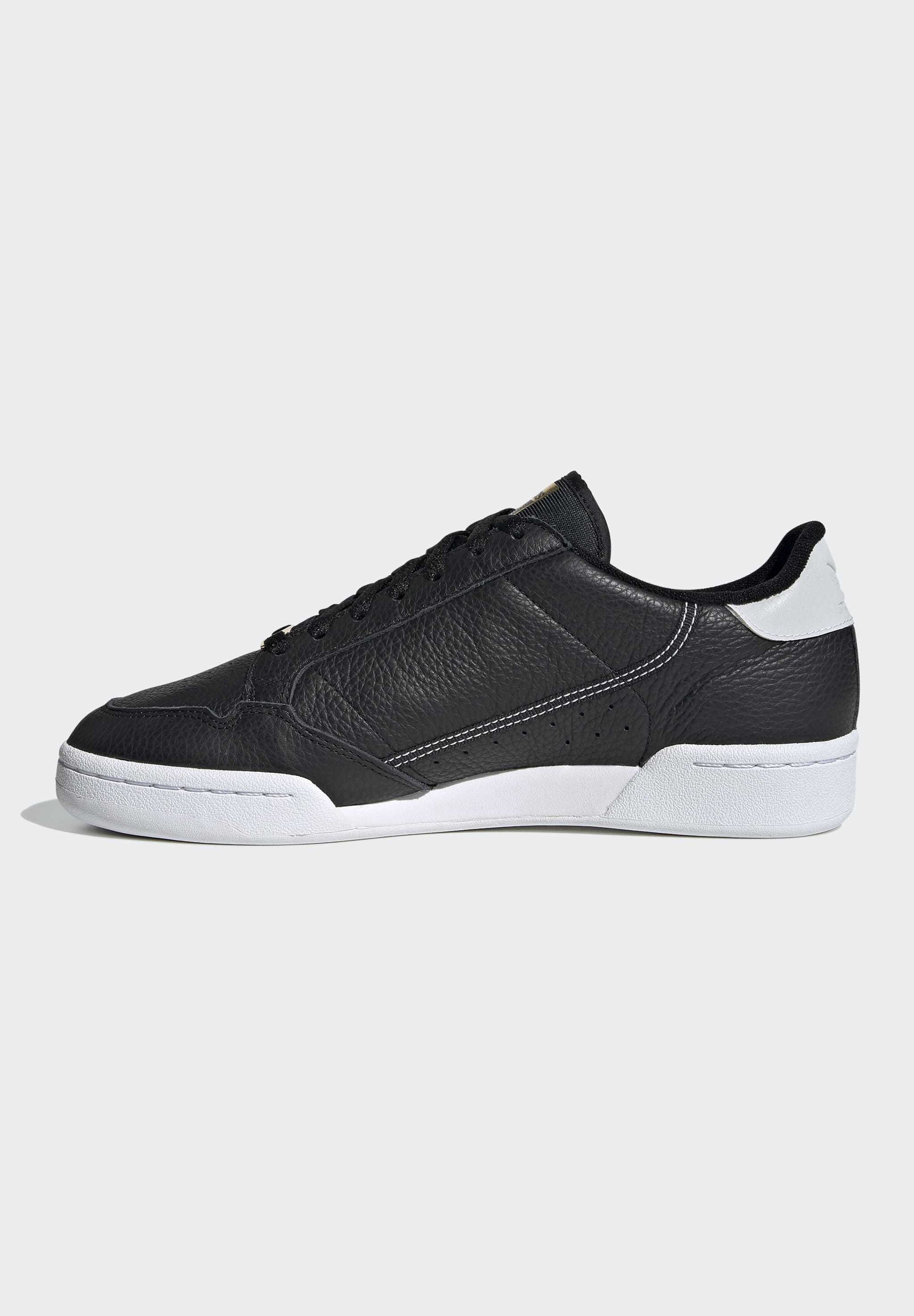 Adidas Originals Continental 80 Shoes - Sneakers Black