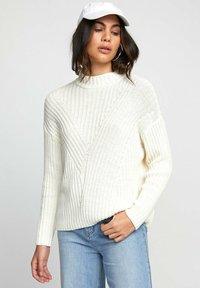 RVCA - ARABELLA - Pullover - off white - 3