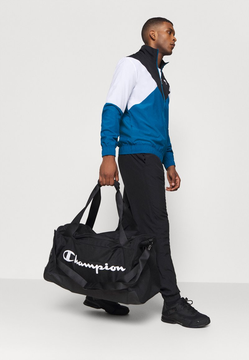Champion - LEGACY MEDIUM DUFFLE - Treningsbag - black