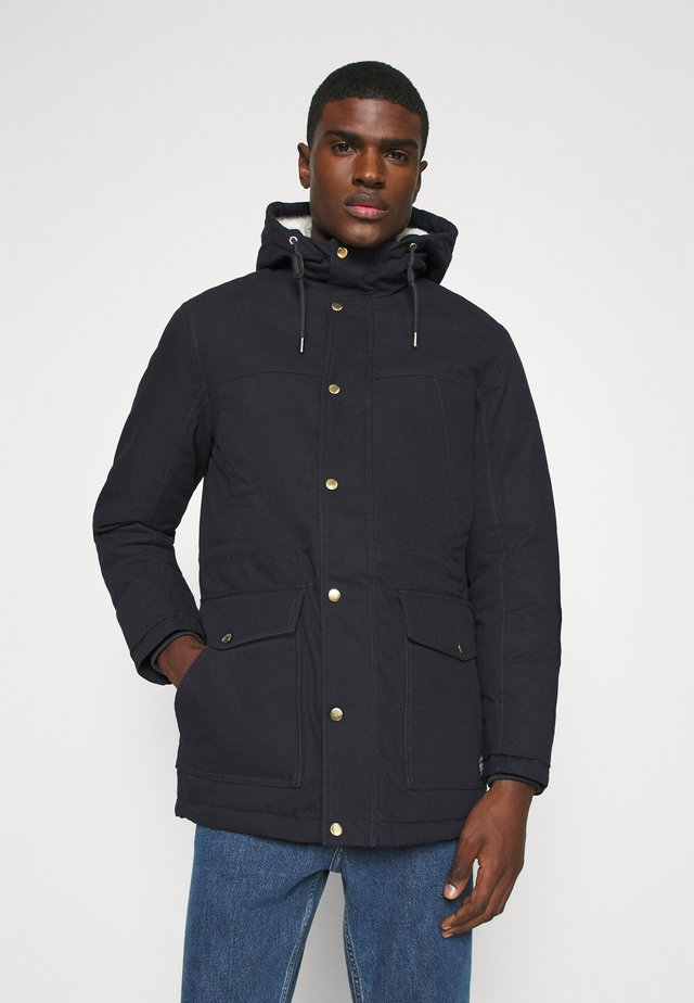 JORWALLY JACKET - Winter coat - dark navy