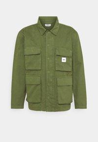 Obey Clothing - PEACE JACKET - Giacca leggera - army - 3