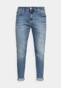 FINLEY SUPER - Slim fit jeans - denim medium