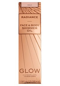 Make up Revolution - RADIANCE SHIMMER  OIL - Huile pour le corps - gold - 2