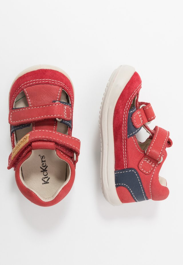 KID - Baby shoes - rouge