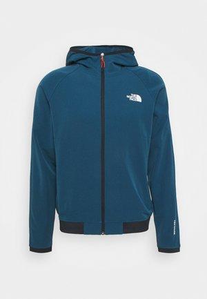 TEKWARE FULL ZIP JACKET - Fleece jacket - monterey blue
