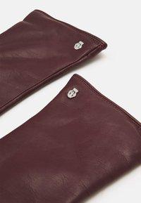 Roeckl - PRAG - Gloves - amarone - 3
