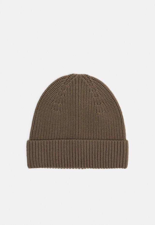 ERIC HAT - Bonnet - dark taupe
