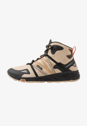 V-LITE SHIFT I+ - Hiking shoes - desert tan/black/red orange