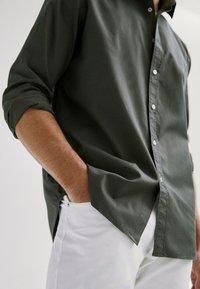 Massimo Dutti - Camicia - green - 4