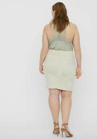 Vero Moda Curve - Pencil skirt - birch - 2