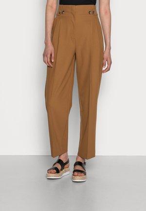 SLFLEVA PANT - Pantalones - rubber